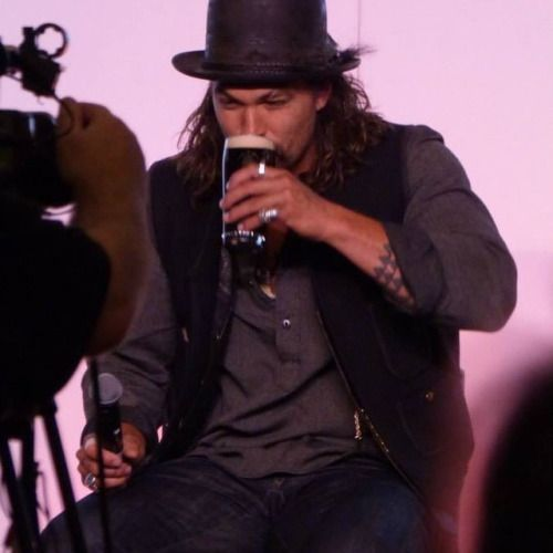 "Jason Momoa Guinness: Pin By Vicky Terry On ""BIG"" You Funny"