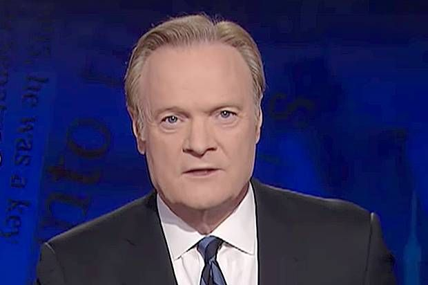 After all that, Lawrence O'Donnell is staying at MSNBC