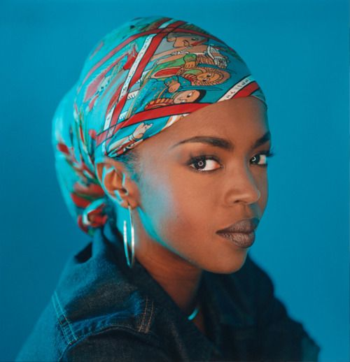 Ms. Hill. I used to have this head scarf in green. Silk from Ethiopia I think