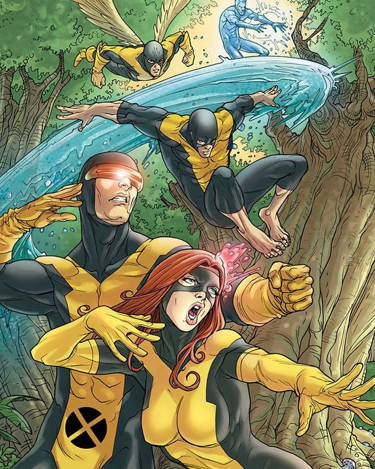 Best of the Best  Art by Amilcar Pinna   #avengers #avx #allnewxmen #uncannyxmen #ageofapocalypse #xmenapocalypse #marvel #xmentheanimatedseries #rogue #wolverine #cyclops #storm #gambit #magneto #apocalypse #psylocke #deadpool #xforce #archangel #jeangrey #nightcrawler #marvelcomics #comicbooks #colossus #phoenix #deathofx #xforce #cable #captainamericacivilwar #mrsinister #magik http://ift.tt/1YVRVJJ
