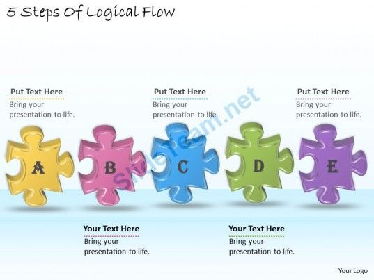 8 best process improvement run the play images on pinterest 1113 business ppt diagram 5 steps of logical flow powerpoint template toneelgroepblik Gallery