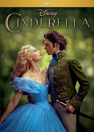 Cinderella (Live action) DVD released