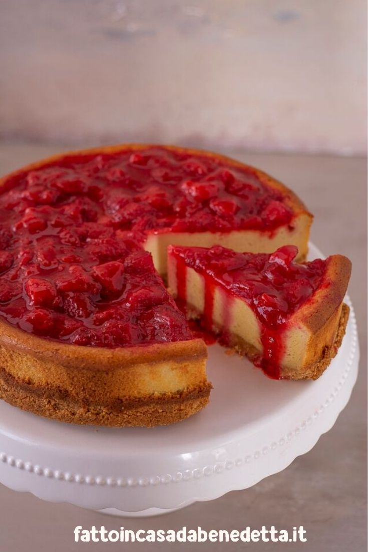 Ricetta Cheesecake Cotta.Cheesecake Cotta Fragole E Mascarpone Ricette Cibo Ricette Facili