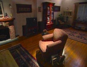 Maison Buffy Summers - Salon