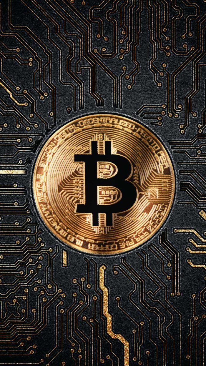 bitcoin wallpaper)