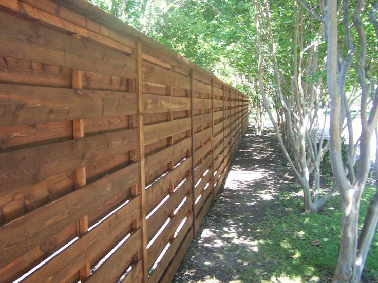 a click u0026 pin photo gallery filled with examples of horizontal fence ideas based on recent projects in the north dallas area of dfw