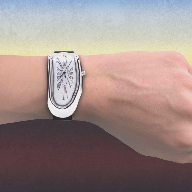 Salvador Dali Melting Wrist Watch September 2017