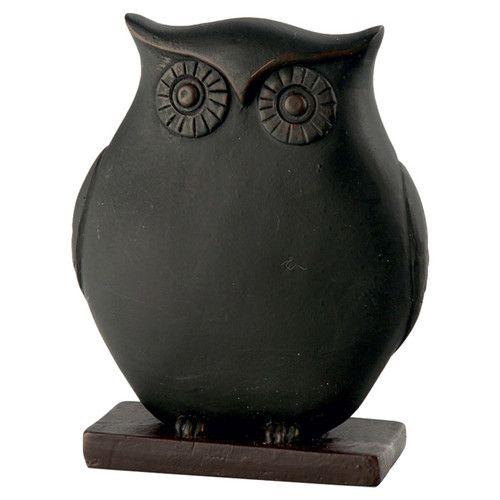 Found it at Joss & Main - Whimsical Owl Chalkboard