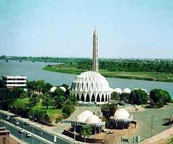 Nelain Mosque ,Omdurman
