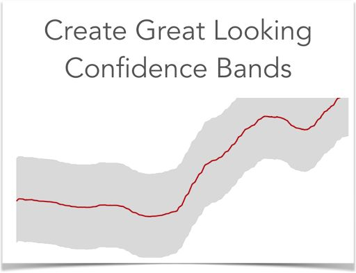 Tableau Tip Tuesday: Create Great Looking Confidence Bands
