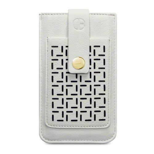 Köp Covert Fodral Apple iPhone 4/5/5S/5C Lexi vit online: http://www.phonelife.se/covert-fodral-apple-iphone-4-5-5s-5c-lexi-vit