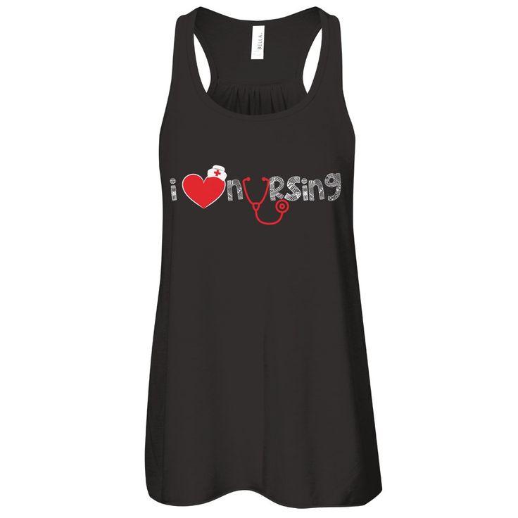 I Heart Nursing - Shirts