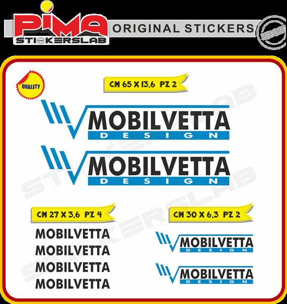 Adesivi Stickers camper caravan roulotte di PIMAstickerslab
