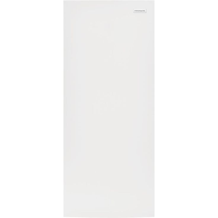 Frigidaire 13 cu ft frost free upright freezer in white