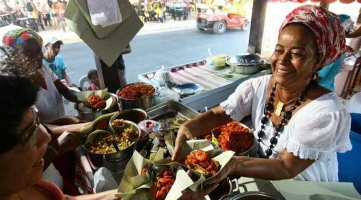 Lugares para comer um acarajé arretado em Salvador #timbeta #sdv #betaajudabeta