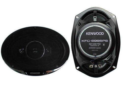 Kenwood Speaker Wire Diagram