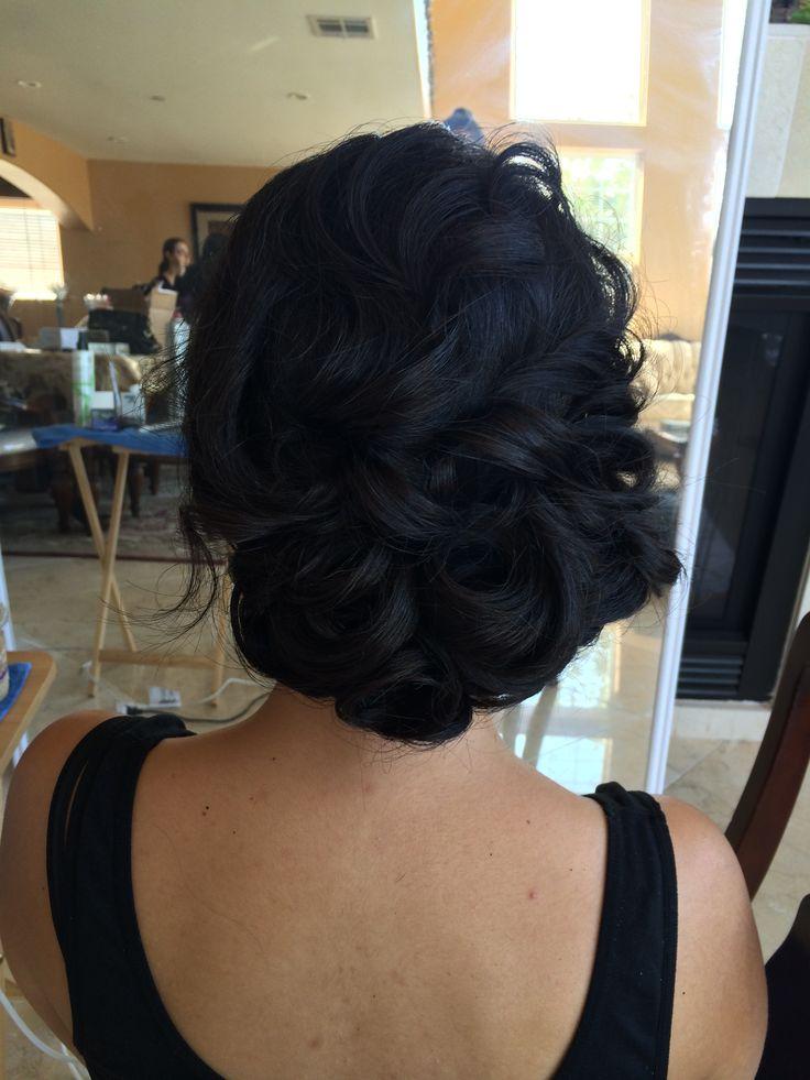 60 best hair extensions color updos by janelle saenz ca images wedding updo janellesaenz pmusecretfo Gallery