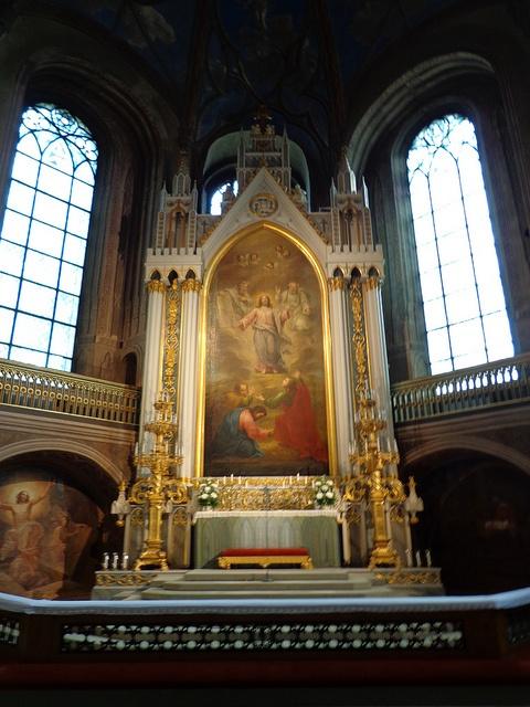 Altar, Turku Cathedral, Finland