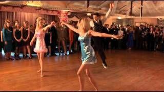 Romy and Michelle dance scene <3