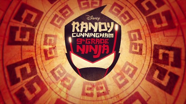 Randy Cunningham Title Sequence - HD by Yuki 7. RANDY CUNNINGHAM 9TH GRADE NINJA // The Walt Disney Company // ©MMXII