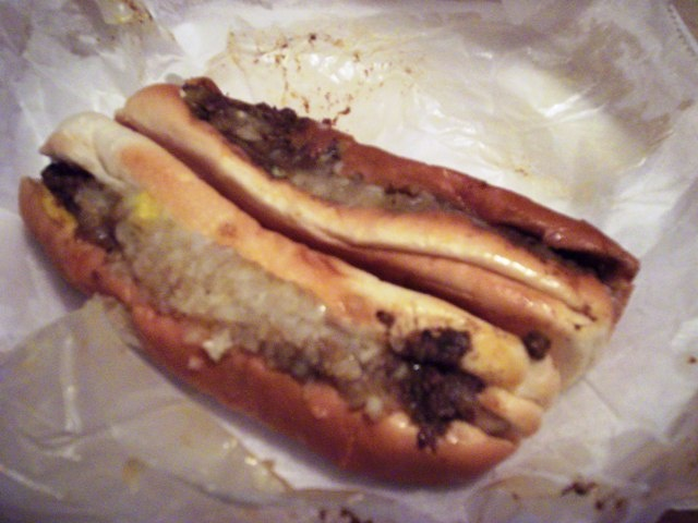 Coney Island Hot Dogs - Fall River, MA