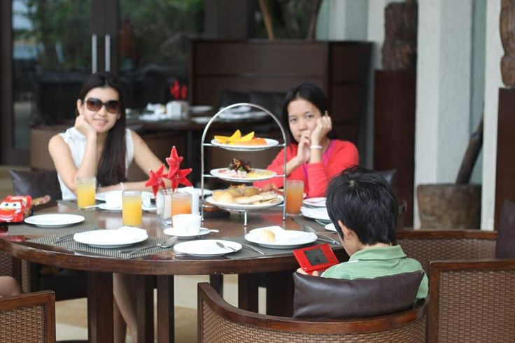 Filling breakfast, asya premier suits hotel boracay