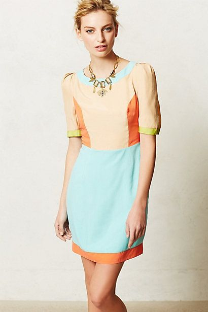Primary Cut-Out Petite Dress #anthropologie