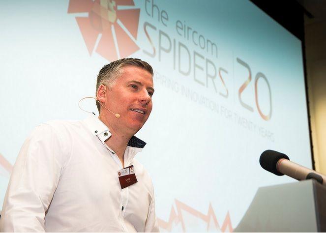 Eircom Spiders Digital Workshop - Guest Speaker Donal Ryan https://www.madinks.ie/Eircom-Spiders-Digital-Workshop