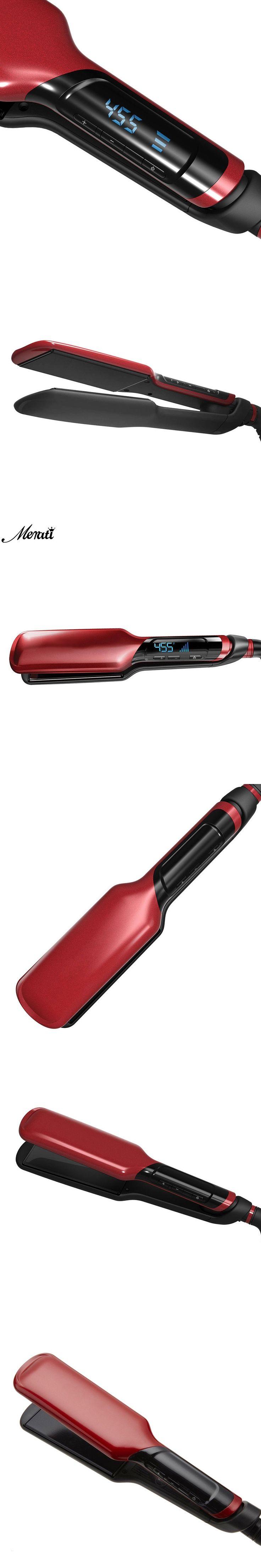 profesional Peine Alisador High Quality Professional Hair Salon  Straightener Thermoregulator Electric plancha pelo