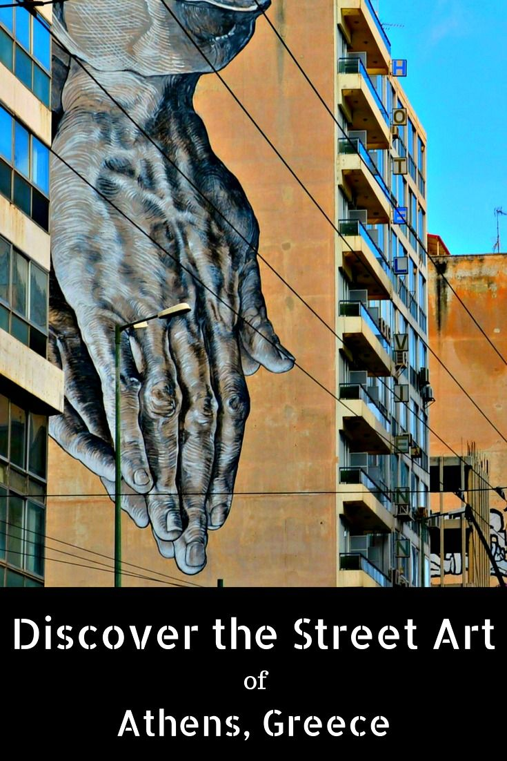 The Alternative Athens Street Art Tour gives incredible insight into the Greek capital's booming identity as a street art mecca in Europe.
