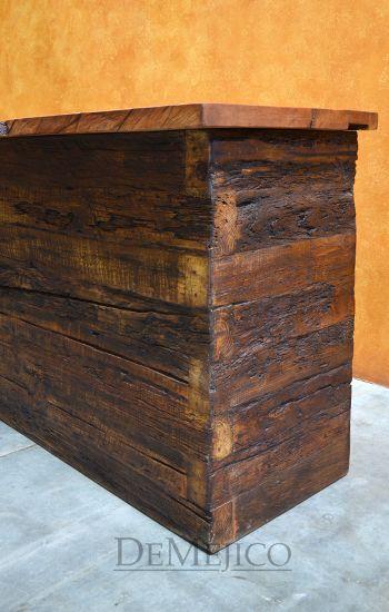 rustic mesquite bar original spanish bar rustic bar furniture in rh pinterest com