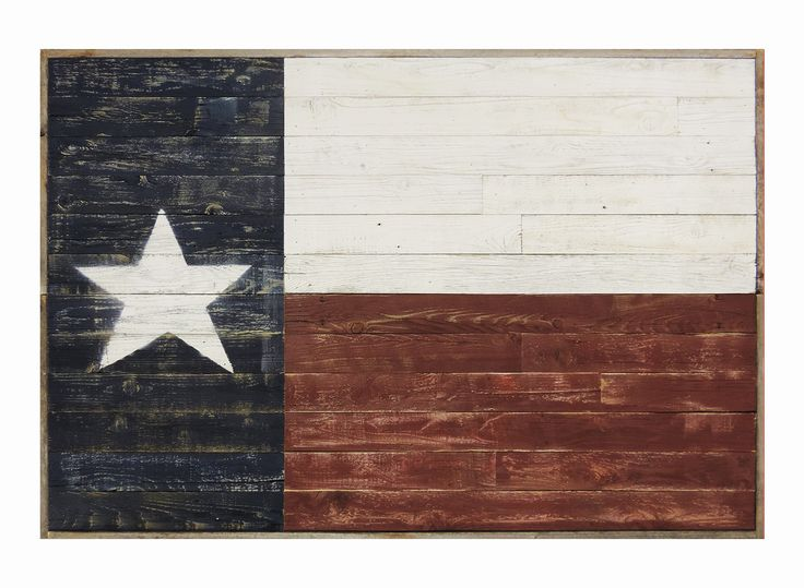 "Reclaimed wood Texas Flag Barnwood. Hands down, no contest... this is the awesomest FULL-SIZE Texas flag ever made out of genu-I-ne reclaimed wood in the United States of America. This AllBarnWood.com original has a 3/4 natural barn wood border. Outside dimensions: approximately perfect! (37.5"" X 55.25"" X 1.25"") It is big! It is rustic! It is Texas with a capital ""T""!............And it is ideal for any living room, bedroom (works great as a headboard), family room, man cave, garage, cabin..."