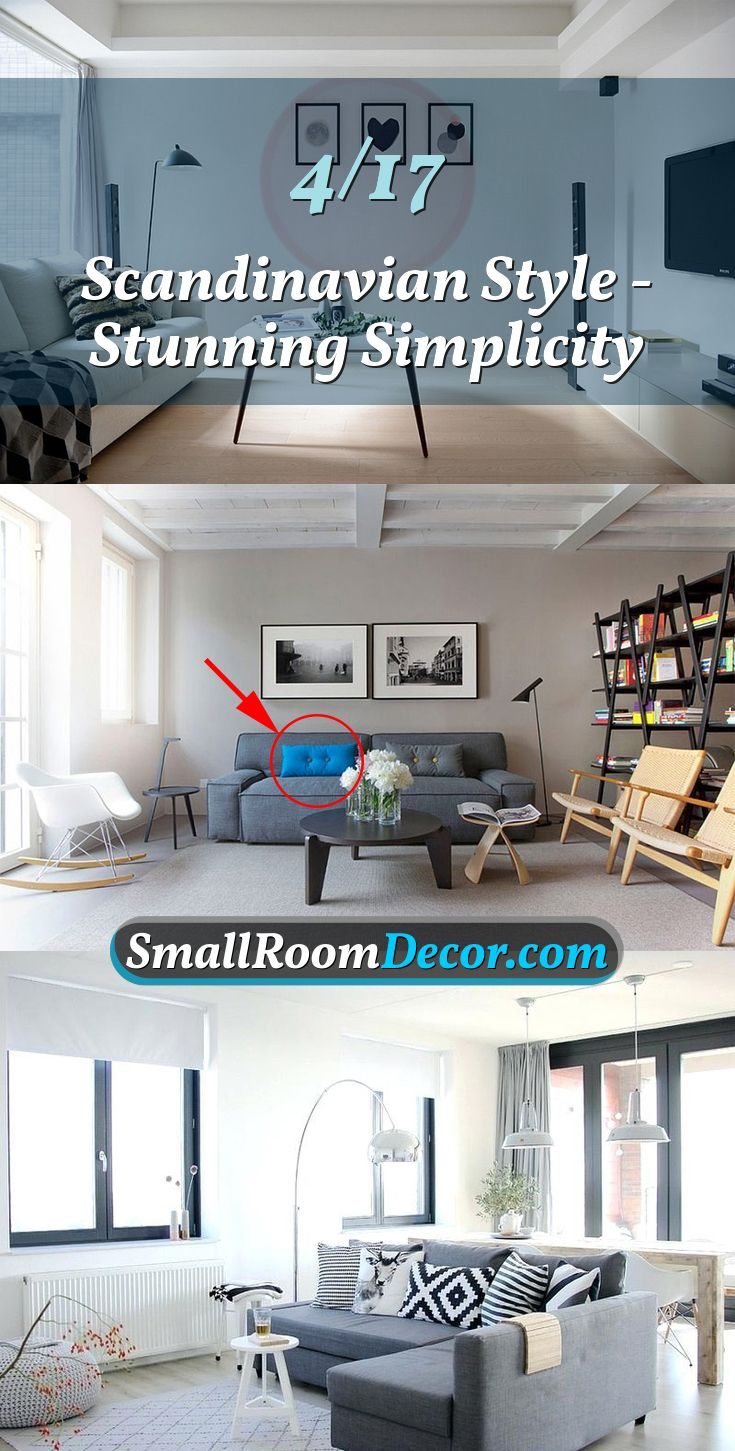3 Rules And 17 Ideas For Small Living Room Design Small Room Furniture Living Room Designs Small Living Room Design