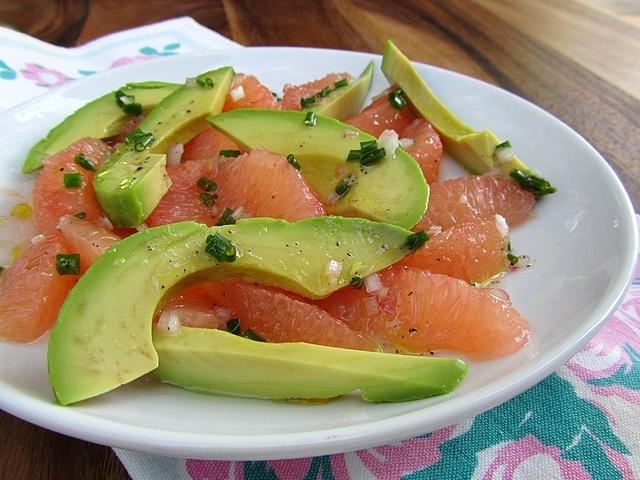 Grapefruit Avocado Salad: Avocado Salads, Low Carb, Yummy Food, Super Salads, Carb Diet, Grapefruit Avocado, Nice Side