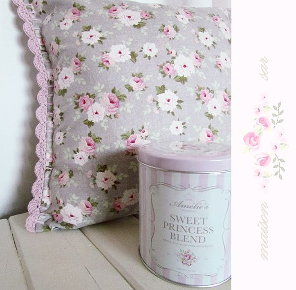 Inspiring Crochet and Tilda Craft Projects -- perfect for my bedroom