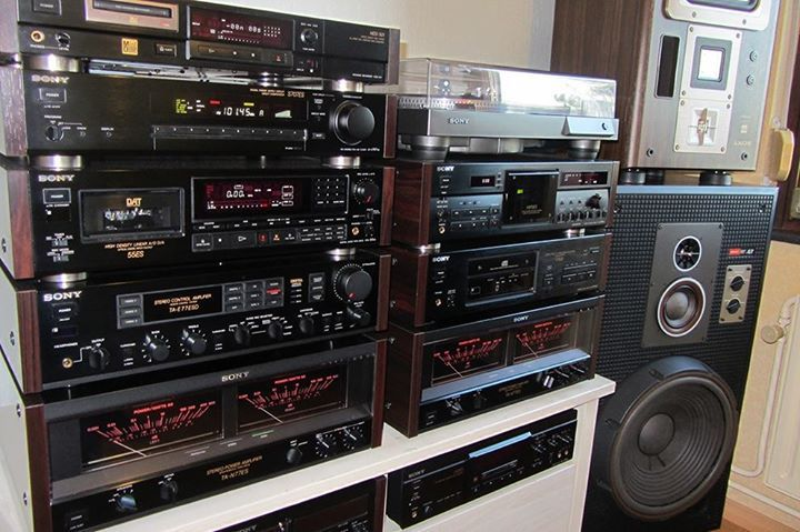 vintage sony audio pinterest sony audio and vintage. Black Bedroom Furniture Sets. Home Design Ideas