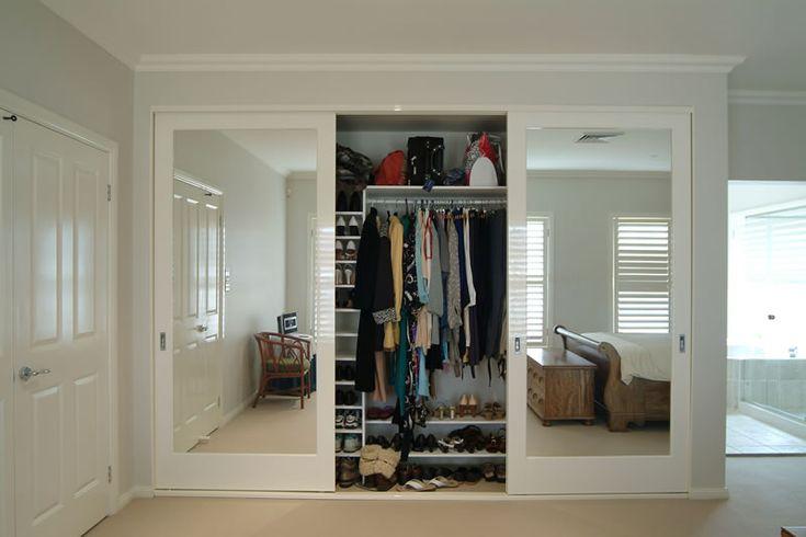 mirror bifold closet door - Google Search