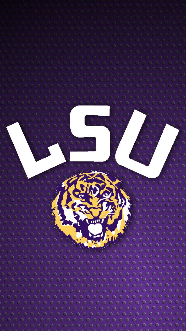 LSU iphone wallpaper Phone backgrounds Pinterest