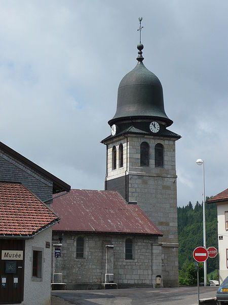 Bois d'Amont les Rousses - Haut-Jura avec sortir-loisirs.com