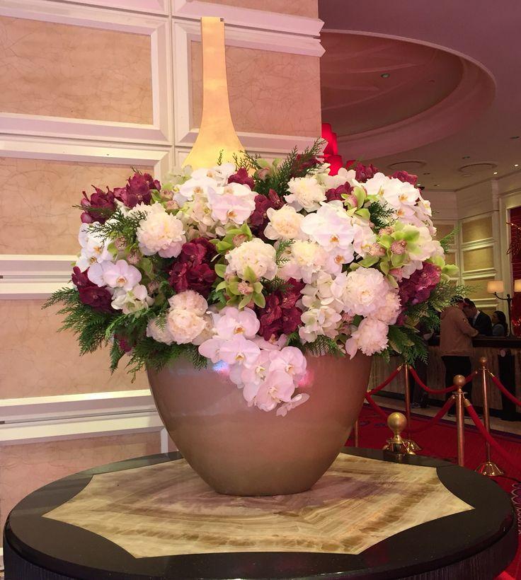 Best images about lobby arrangements on pinterest