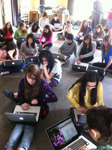 One Middle School's activities for celebrating Digital Citizenship Week | always learning