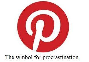 The symbol for procrastination.