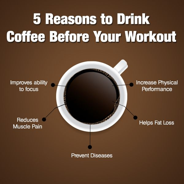 Does #coffee increase performance? Yes! Try drinking coffee before your #workout and see how caffeine boosts power and endurance.