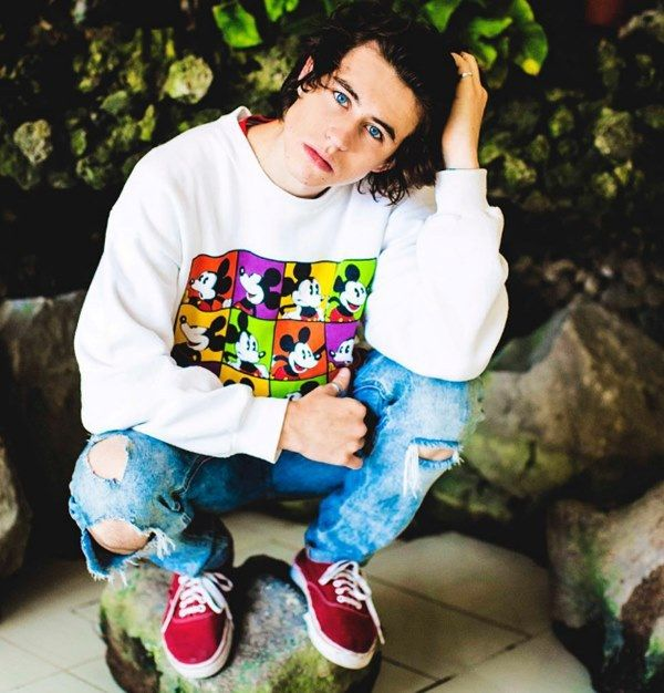Nash Grier height and weight