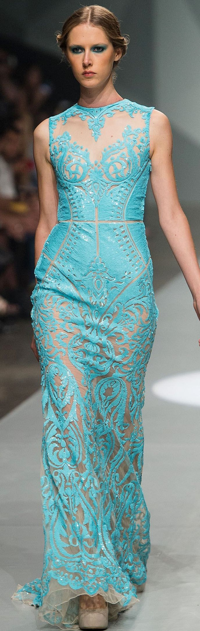 128 best Michael Cinco images on Pinterest | Homecoming dresses ...