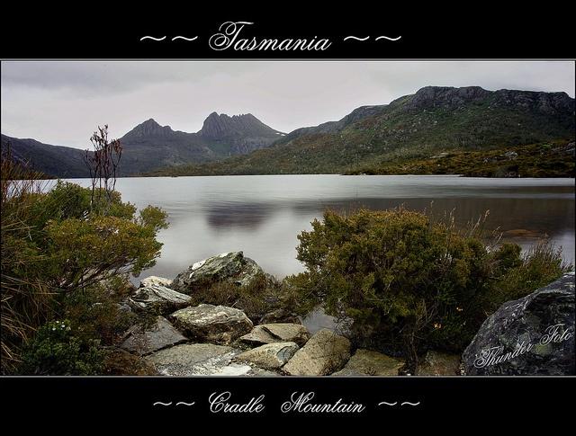 cradle mountain (australia)