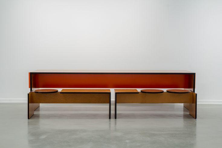New Furniture Collection for La Casa Encendida