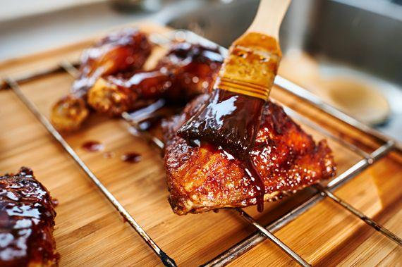 Lekkerste BBQ kip ooit
