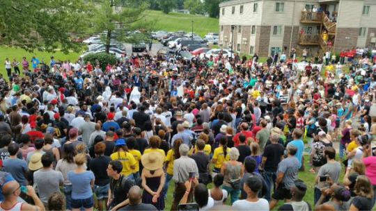 Justice For Mike Brown  Ferguson