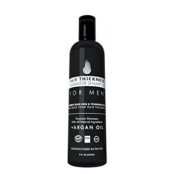 Hair Growth Shampoo for Men – Proprietary Blend Hair Thickening Shampoo by Hair… Review